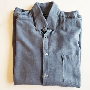 Ermenegildo Zegna Button Down Soft Shirt